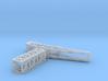 HAMMERKRAN, dockside crane 1/2400 3d printed