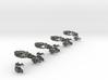 Lord Tank Turrets 3d printed