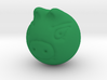 Real  Green Piggy 3d printed