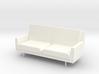 "1/2"" Scale 2Seats Sofa 3d printed"