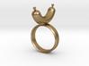 Sausage Ring 3d printed