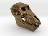 Baboon Skull pendant (closed jaw version) 3d printed