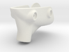 RVJET Landing Gear TRIKE (nose) 3d printed
