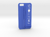 """IPhone 6 Case with """"selfie steady stick"""" 3d printed"""