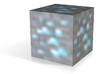 Minecraft diamond ore 2 mm 3d printed