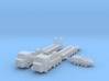 1/500 M1070 HETS Tank Transport (x2) 3d printed