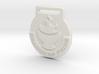 Beacon of Pride Medal 3d printed