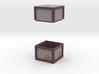 Schrödinger's Box 3d printed