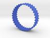 Pleats Bracelet 3d printed