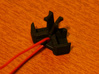 ImmersionRC EzUHF 8CH Antenna Clip 90° 3d printed Antenna Clip can be secured to the Craft using a Wire.