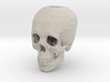 Skull Candle Holder 3d printed