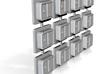 Door Handle Tree (TS-BD-0003) 3d printed