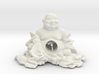 HOTEI AND TREE 2'' 3d printed