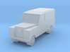 1:450 Land Rover Series 2a LWB, for T gauge 3d printed