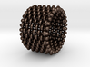 woven ring 4 3d printed