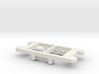 Gn15 Sand Hutton Wagon Chassis  3d printed