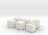 1x2x3 Cube 3d printed