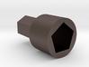 Porlex Coffee Grinder Adapter 3d printed