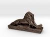 Lion sculpture  3d printed