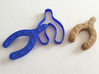 Wishbone Cookie Cutter 3d printed
