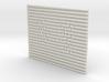 Fine Fern Tactile Art 3d printed