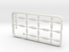 3 walls cross iPhone6 case for 4.7 inch 3d printed