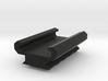 KWA HK Socom mk.23 Pistol Rail Adaptor Airsoft 3d printed