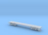 Boden und Drehgestelle YSC B 31-32 (Nm, 1:160) 3d printed