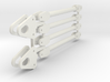 TEREX-DEMAG CC8800-1 TRAY SET TIE RODS 3d printed