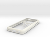 Melbourne Metro Trains map iPhone 5c case 3d printed