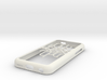 Moscow Metro map iPhone 5c case 3d printed