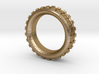 Mechawheel Ring - Size 7 3d printed