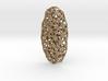 Voronoi Pendant 3d printed