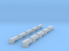 HO-Scale Dynacell Air Filter - 5-Pack 3d printed