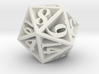 20 Sided Die 3d printed