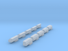 N-Scale Dynacell Air Filter - 5-Pack 3d printed