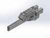 LoGH Imperial Carrier 1:3000 (Part 3/4) 3d printed Render Image