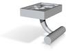 .38 Caliber Cuff Link 3d printed