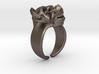 Chimpanzee Ring 3d printed