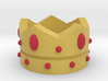 Crown 3d printed