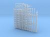 machine Handle/knob Asst 3d printed