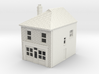 TFS-22 N Scale Topsham Fore Street building 1:148 3d printed