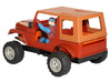 M.A.S.K. Gator Convertible Soft Top 3d printed Painted Prototype printed in White Strong & Flexible Polished