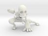 Voodoo Ninja Figurine 3d printed