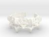 Intestines of Complex Numbers - Bracelet II 3d printed