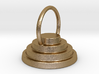 Devo Hat 15mm Earring / Pendant 3d printed