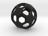 MiniSoccerBall 3d printed