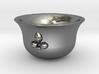 Sake cup fleur-de-lis  3d printed