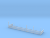 Bagby Hotel Balcony Railing 3d printed