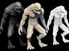 Krotegh Monster 3d printed